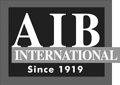 Reconnu par AIB International<br>(American Institute of Baking)